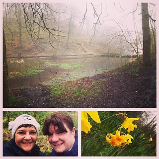 Beautiful 4k Walk Around Chellow Dene With My Fab Buddy I