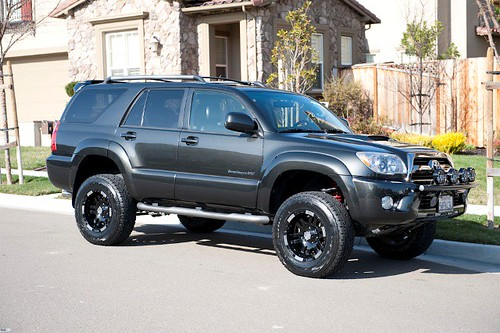 4Runner Lift Kits Parts and Accessories - Toytec Lifts ...