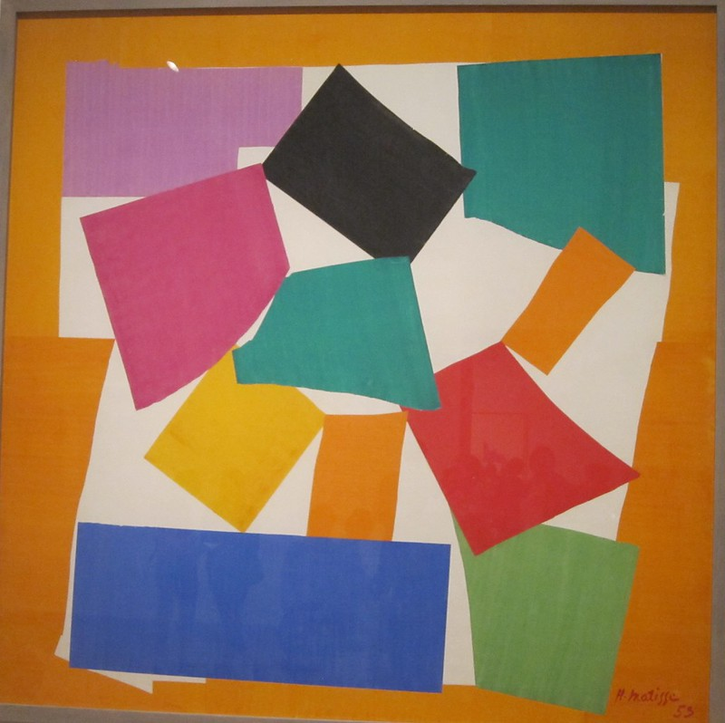 MATISSE - CUT OUTS