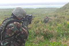 1st SFG, ODA 115, Okinawa, Japan, Nov. 21, 2002 01
