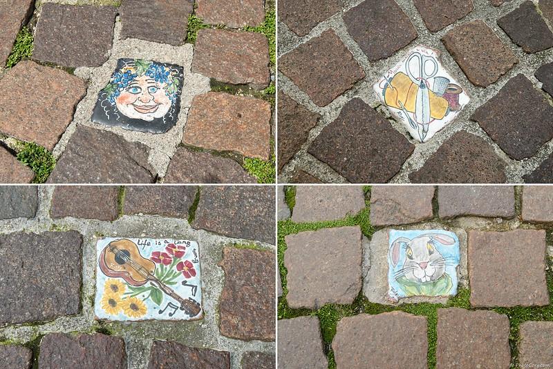 Bardolino floor tiles