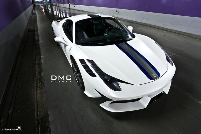 DMC 458 MCC Edition