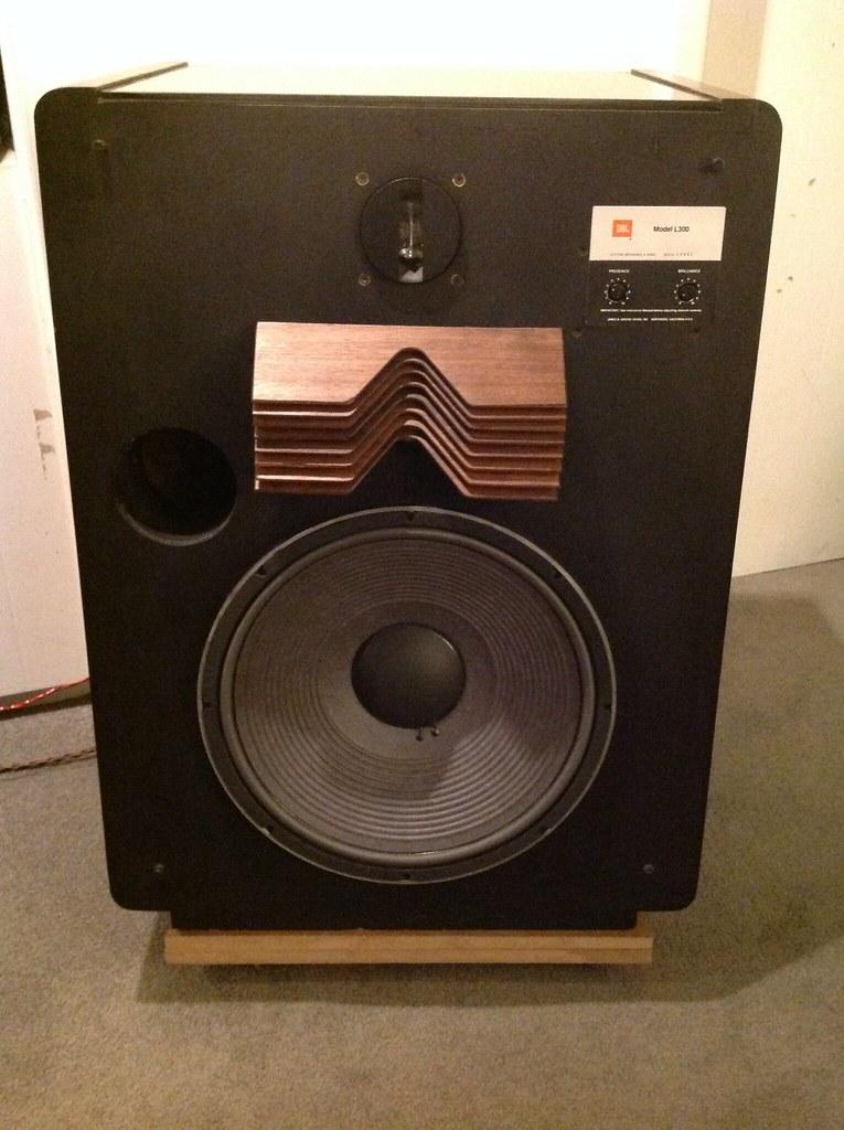 The icing on the JBL L300 cake! | Audiokarma Home Audio Stereo