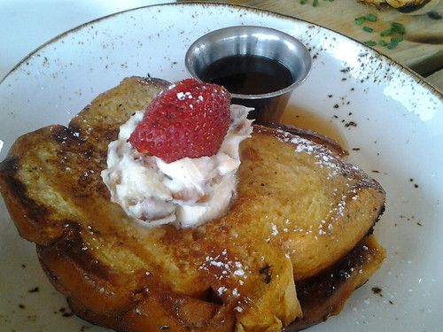 Sweet Nectar Las Olas French Toast