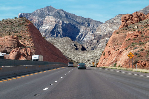 Virgin River Canyon / Interstate 15