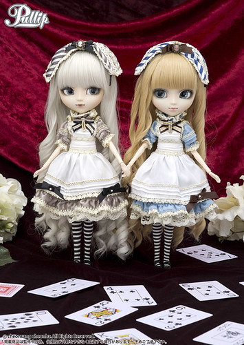 Classical Alice Sepia Version & Classical Alice