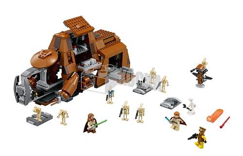 LEGO Star Wars 75058
