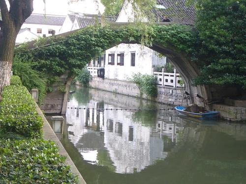 Zhejiang-Shaoxing-Ville-Canaux-Place (42)