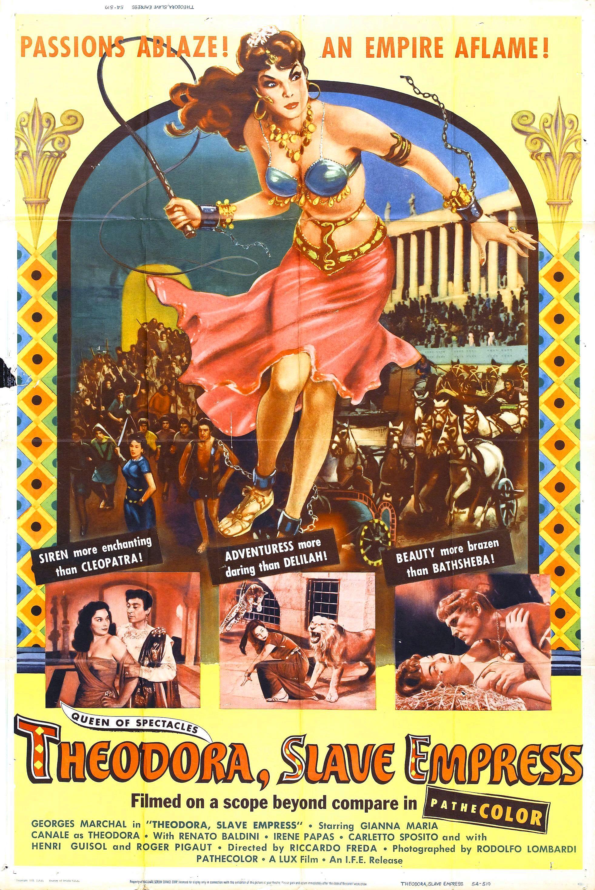 Theodora, Slave Empress (1954)