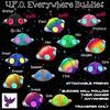 [ free bird ] UFO Everywhere Buddies Gacha