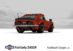 Datsun Fairlady Z432R (1970)