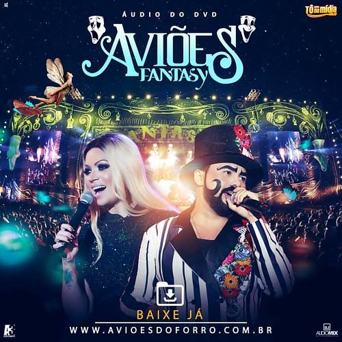 Aviões Fantasy - Ao Vivo (Áudio do DVD)  Baixem Já -> http://www.avioesdoforro.com.br/cdaovivo/