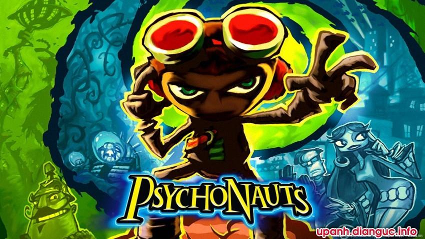 Download Game Psychonauts Full crack Fshare
