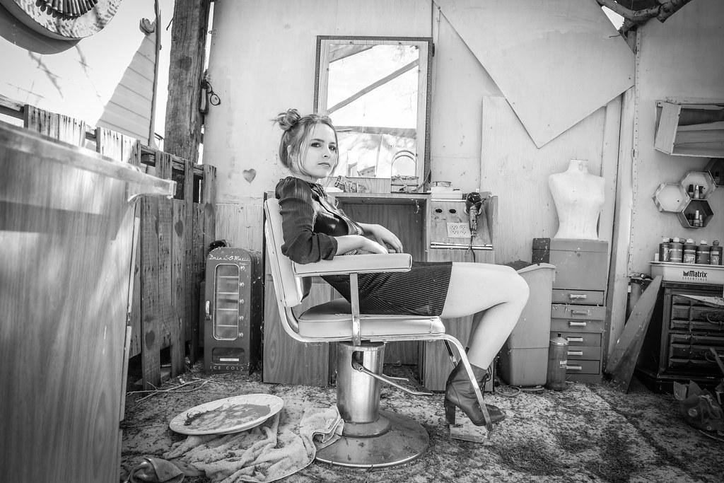 Бриджит Мендлер — Фотосессия для «Nemesis» 2016 – 3