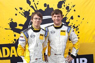 ADAC Opel Rallye Cup: Team Kreim-Engel