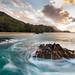 Lumahai Rocks by Alex Schwab