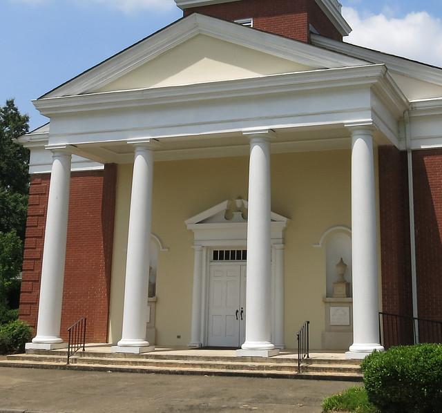 IMG_1619-2013-06-29-Niche-Urn-portico-Morrow-Methodist-Church-1966-by-William-R-Tapp-Jr-Architect-Associates-steeple