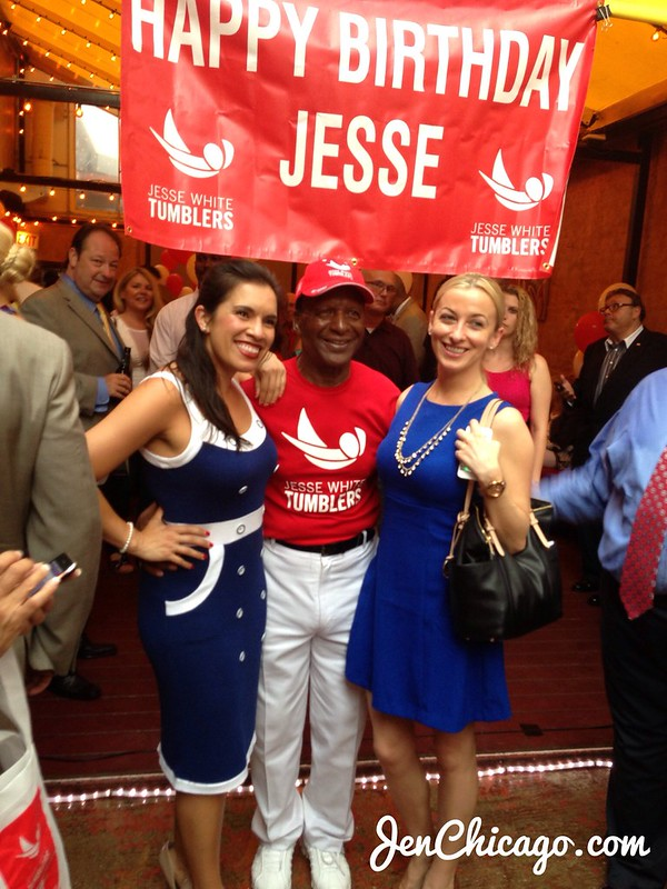 Happy Birthday Jesse White @JenTravelsLife