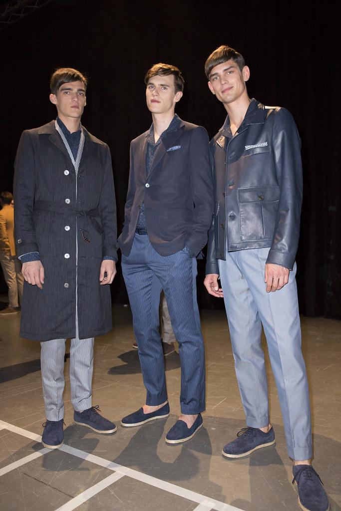 SS14 Milan Canali108_Elliot Vulliod, Luka Badnjar, Arthur Gosse(fashionising.com)
