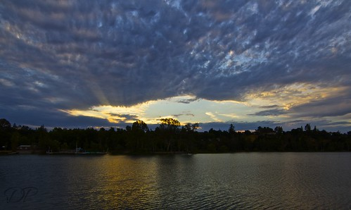 clouds lakes vasona