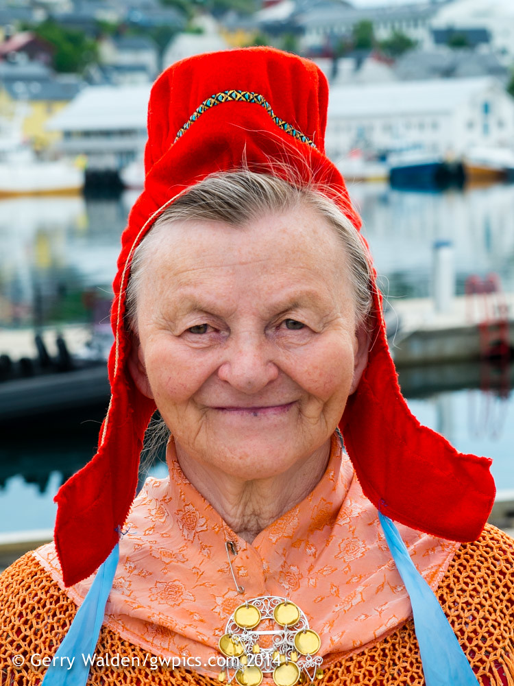 women Old norwegian