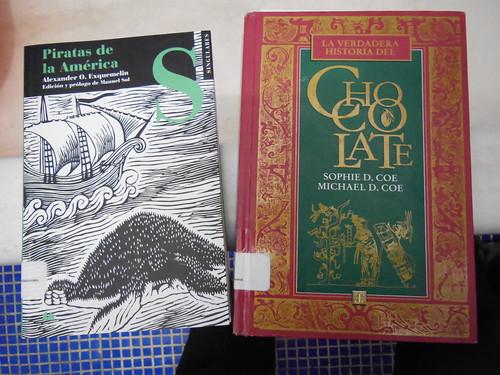 Libros de la Vasconcelos
