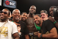 Deontay Wilder ist neuer WBC-Weltmeister im Schwergewicht!