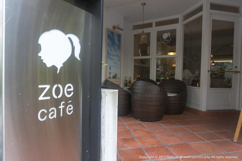 [高雄新興] Zoe Cafe & Champagne @ 小蟲記事簿