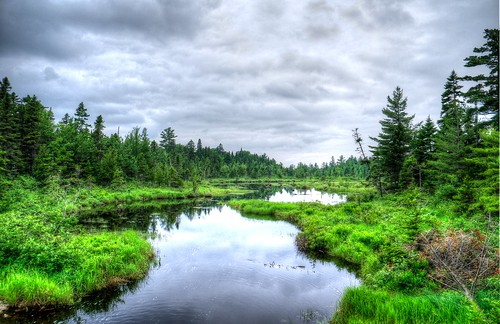 usa green river landscape maine hdr kokadjo