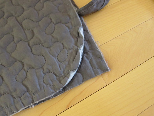 Iron Craft '13 #17 - Resizing a Quilt
