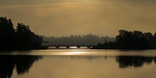 mist sunrise finland helsinki seurasaari autums slicesoftime seaseurasaariauringonnousuheijastushelsinkisyksyusvahelsinkiuusimaafinland