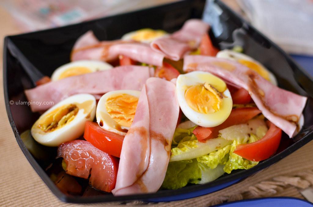 Turkey Egg Salad
