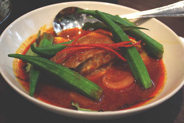 Candlenut Kitchen : Assam Fish