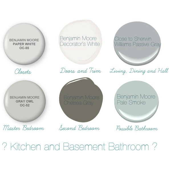 paint colors for house