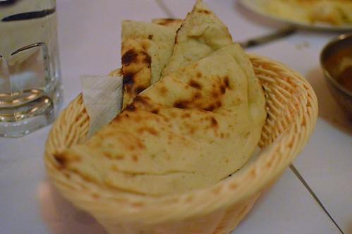 Plain naan