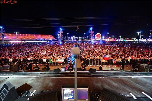 Rock in Rio 2014 Photo Lef Carrol IV