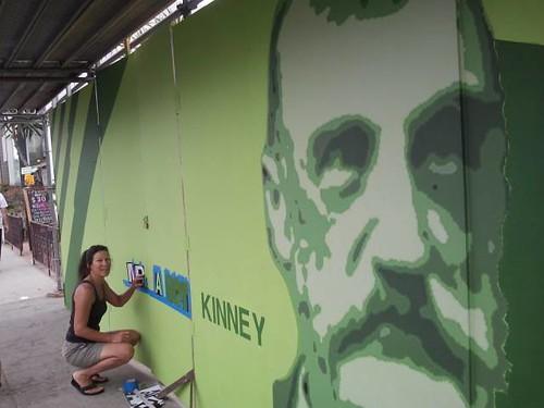 Abbot Kinney Mural Venice Public Art