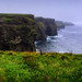 The Cliffs of Moher, and a Break from the Fog by Derek Giovanni Photography