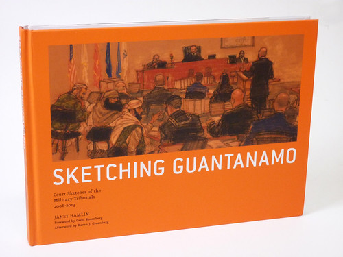 Sketching Guantanamo photo