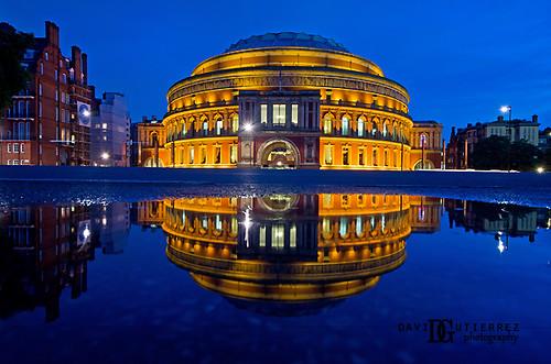 London Rain Mirror by david gutierrez [ www.davidgutierrez.co.uk ]
