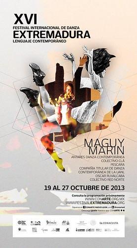 XVI Festival Danza Extremadura