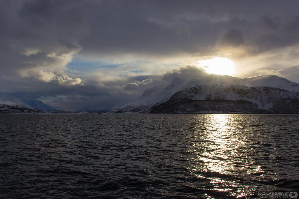15. Nubes sobre Ullsfjorden. Autor, NikO18