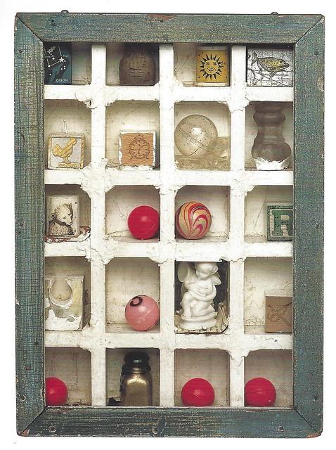 Joseph Cornell, Untitled (Dovecote), c. 1953