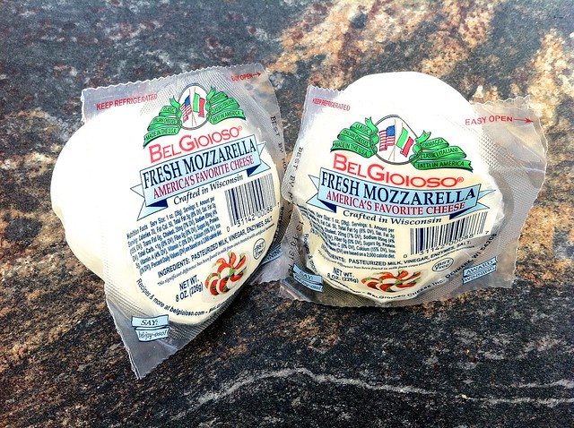 16 Ounces Fresh Mozzarella Cheese