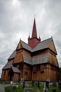 Ringebu stave-church
