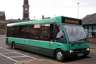 Norfolk Green 622 YN53SSZ
