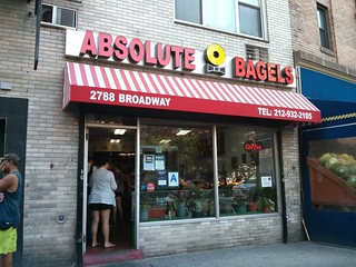 Absolute Bagels | New York City, USA