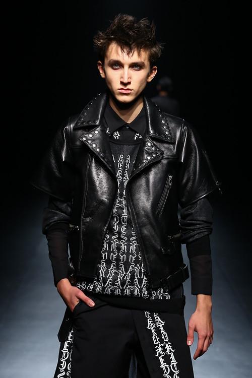 SS14 tokyo CHRISTIAN DADA037_Michael Bernasiak(Fashion Press)