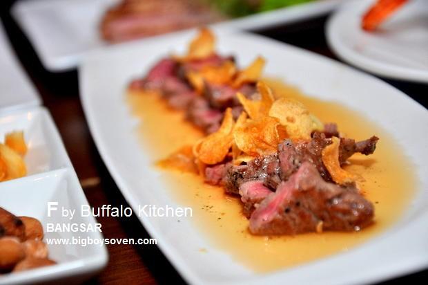 F by Buffalo Kitchen 4