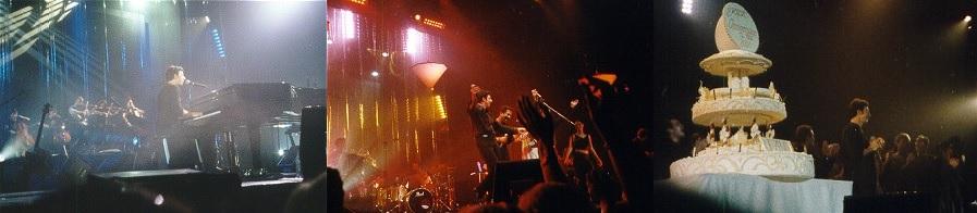 Parijs, Zénith, 14-05-2000
